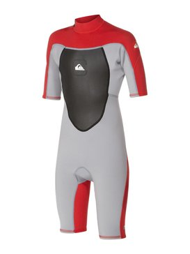 Syncro 2mm Springsuit Back Zip  AQBW503001