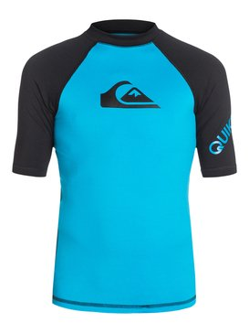 All Time - Short Sleeve Rash Vest  AQBWR03000
