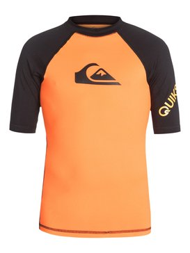All Time Short Sleeve Rash Vest  AQBWR03000