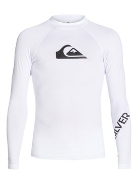 All Time - Long Sleeve Rash Vest  AQBWR03001