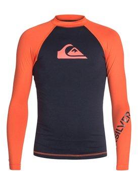 All Time - Long Sleeve Rash Vest  AQBWR03001