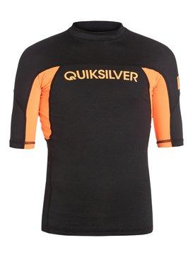 Performer - Short Sleeve Rash Vest  AQBWR03002