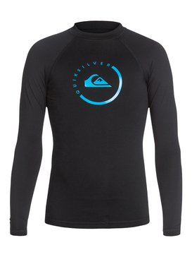 Lock Up - Long Sleeve Rash Vest  AQBWR03005