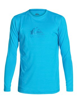 Solid Streak - Long Sleeve T-shirt Rash Guard  AQBWR03010
