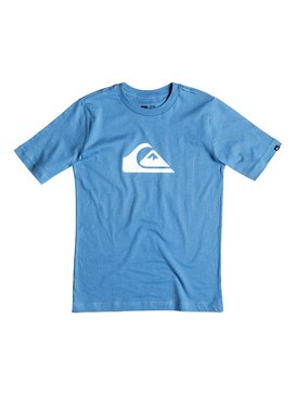 Mountain & Wave Logo - T-Shirt  AQBZT03038