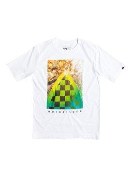 CHECKER CHANNEL White AQBZT03065