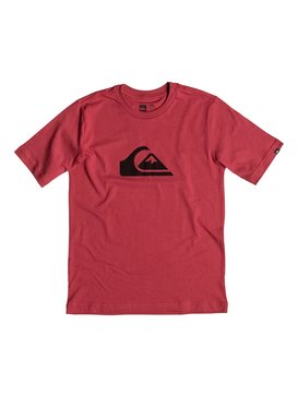 Mountain & Wave Logo - T-Shirt  AQBZT03083
