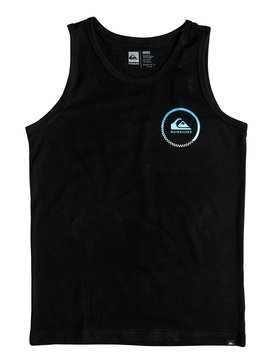 ACTIVE LOGO TANK YOUTH BT1 Negro AQBZT03118