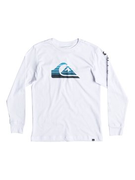 MILK MONEY LS YOUTH BU1 White AQBZT03175