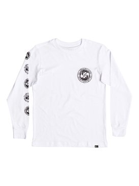 Balanced 69 - Long Sleeve T-shirt  AQBZT03205