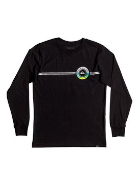 Golden Lines - Long Sleeve T-shirt  AQBZT03206