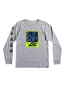 AWAKEN THE VIBE L/S YOUTH BU1  AQBZT03308