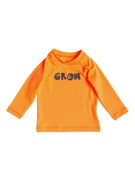 Grom Long Sleeve Rash Vest  AQIWR03005