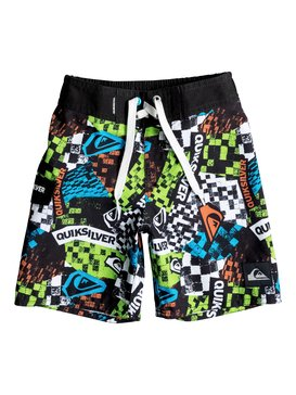 "Ransom 19"" - Board Shorts  AQKBS03029"