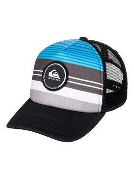 Striped Vee - Trucker Cap  AQKHA03153