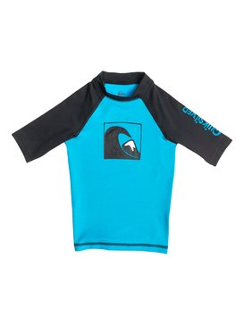 Main Peak - Short Sleeve Rash Vest  AQKWR03001