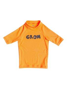 Grom - Short Sleeve Rash Vest  AQKWR03005