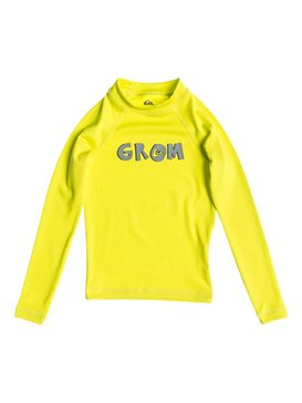 Grom - Long Sleeve Rash Vest  AQKWR03006