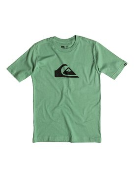 Mountain & Wave Logo - T-Shirt  AQKZT03097