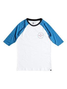 Stabbed Raglan - 3/4 Sleeve T-Shirt  AQKZT03127
