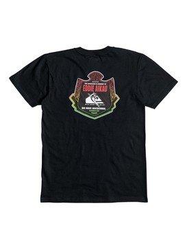 Eddie Emblem - T-Shirt  AQKZT03201