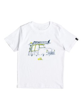 Tardy Car - T-Shirt  AQKZT03214