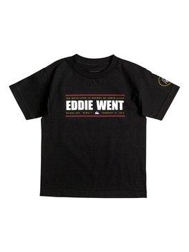 EDDIE WENT TODDLER Black AQKZT03237