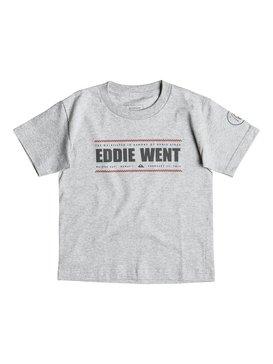 EDDIE WENT TODDLER Grey AQKZT03237