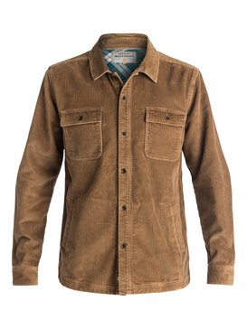 Waterman Kodiak Island - Corduroy Jacket  AQMJK03011