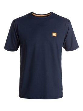 Waterman Mullaway Short Sleeve Rash Vest  AQMWR03003