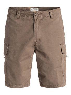 "Maldive 9"" - Cargo Shorts  AQMWS03043"