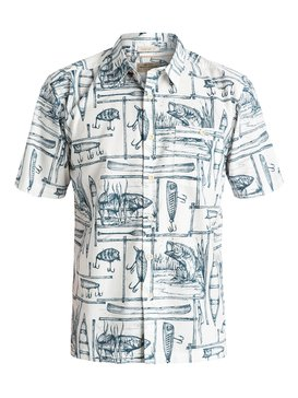 Waterman Angler - Short Sleeve Shirt  AQMWT03224