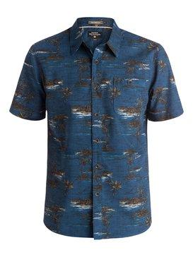 Waterman Soothsayer - Short Sleeve Shirt  AQMWT03253