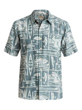 Waterman Depthfinder - Short Sleeve Shirt  AQMWT03254
