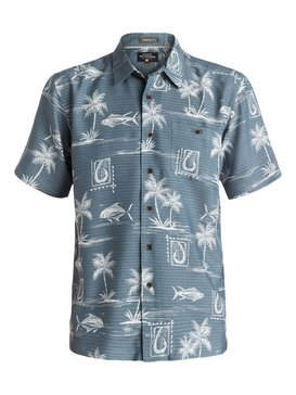 Waterman Makau - Short Sleeve Shirt  AQMWT03292