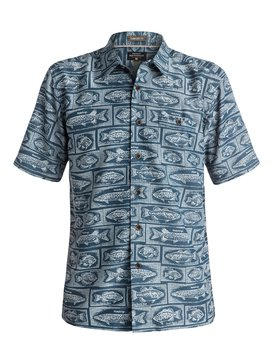 Waterman Bump The Stump - Short Sleeve Shirt  AQMWT03305