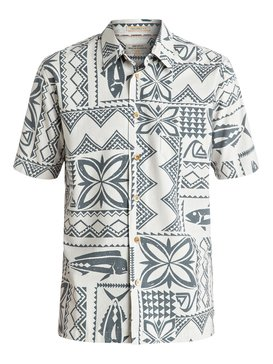 Waterman Fish Guru - Short Sleeve Shirt  AQMWT03322