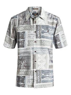 Waterman Tropic Beats - Short Sleeve Shirt  AQMWT03323