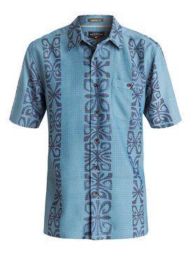 Waterman Tribal Rave - Short Sleeve Shirt  AQMWT03324