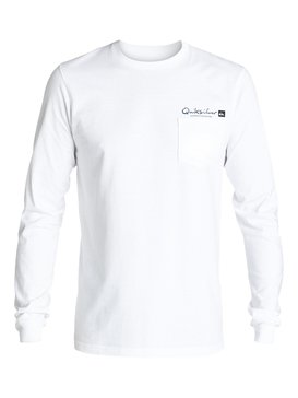 Waterman Gut Check - Long Sleeve T-Shirt  AQMZT03198