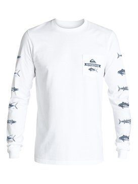 Waterman Open Ocean - Long Sleeve T-Shirt  AQMZT03199