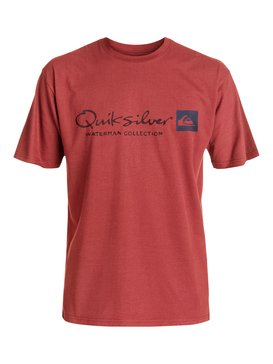 Waterman Original - T-Shirt  AQMZT03204
