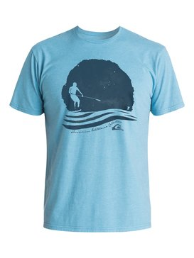 Waterman Stay Out - T-Shirt  AQMZT03215