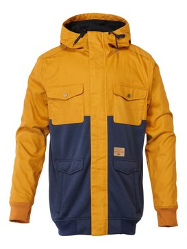CONCOURSE FLEECE 15 Naranja AQYFT00115