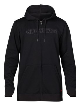 SHELTER FLEECE Negro AQYFT00149