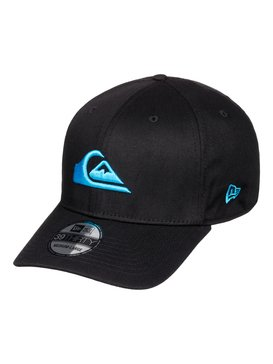 Mountain & Wave Black - Cap  AQYHA03487