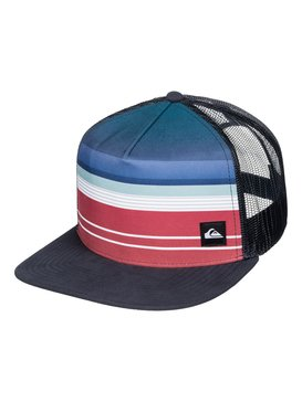 EVERYDAY STRIPE TRUCKER Blue AQYHA03577