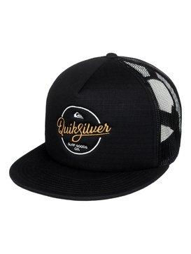 Turnstyles - Trucker Cap  AQYHA03993