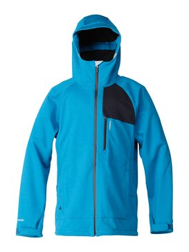 SPINE JACKET Blue AQYTJ00012
