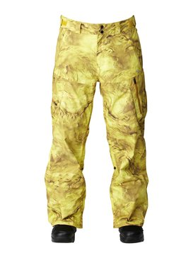 TRAVIS RICE NORTH PASS PANT Yellow AQYTP00002